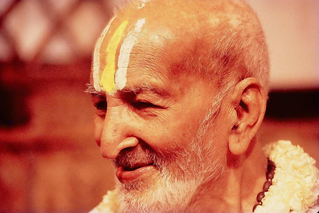 Father of Modern Yoga - Sri. T Krishnamacharya | Yoga Shala Heidelberg