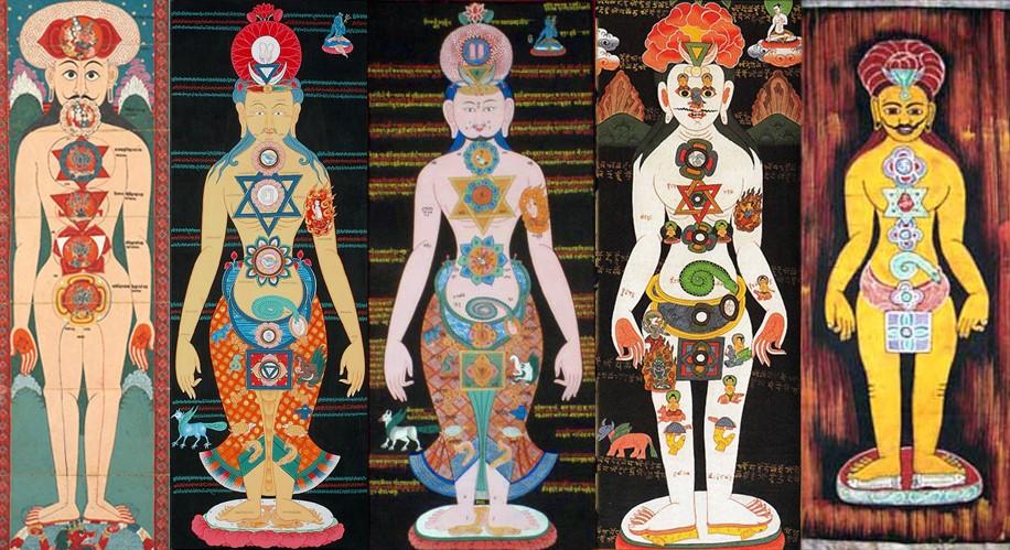 Chakra and Yoga - Ashtanga Yoga Heidelberg