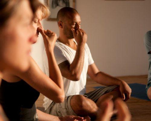 Yoga Therapy and Pranayama