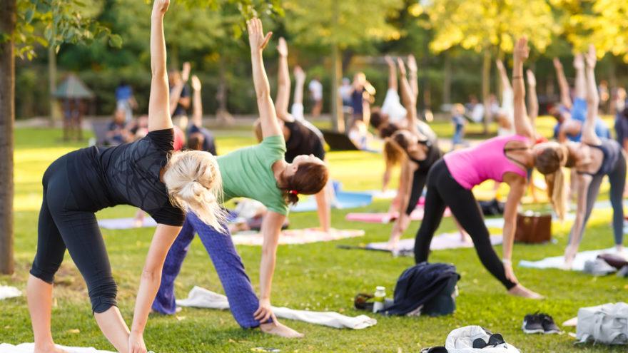 Outdoor Yoga 2019