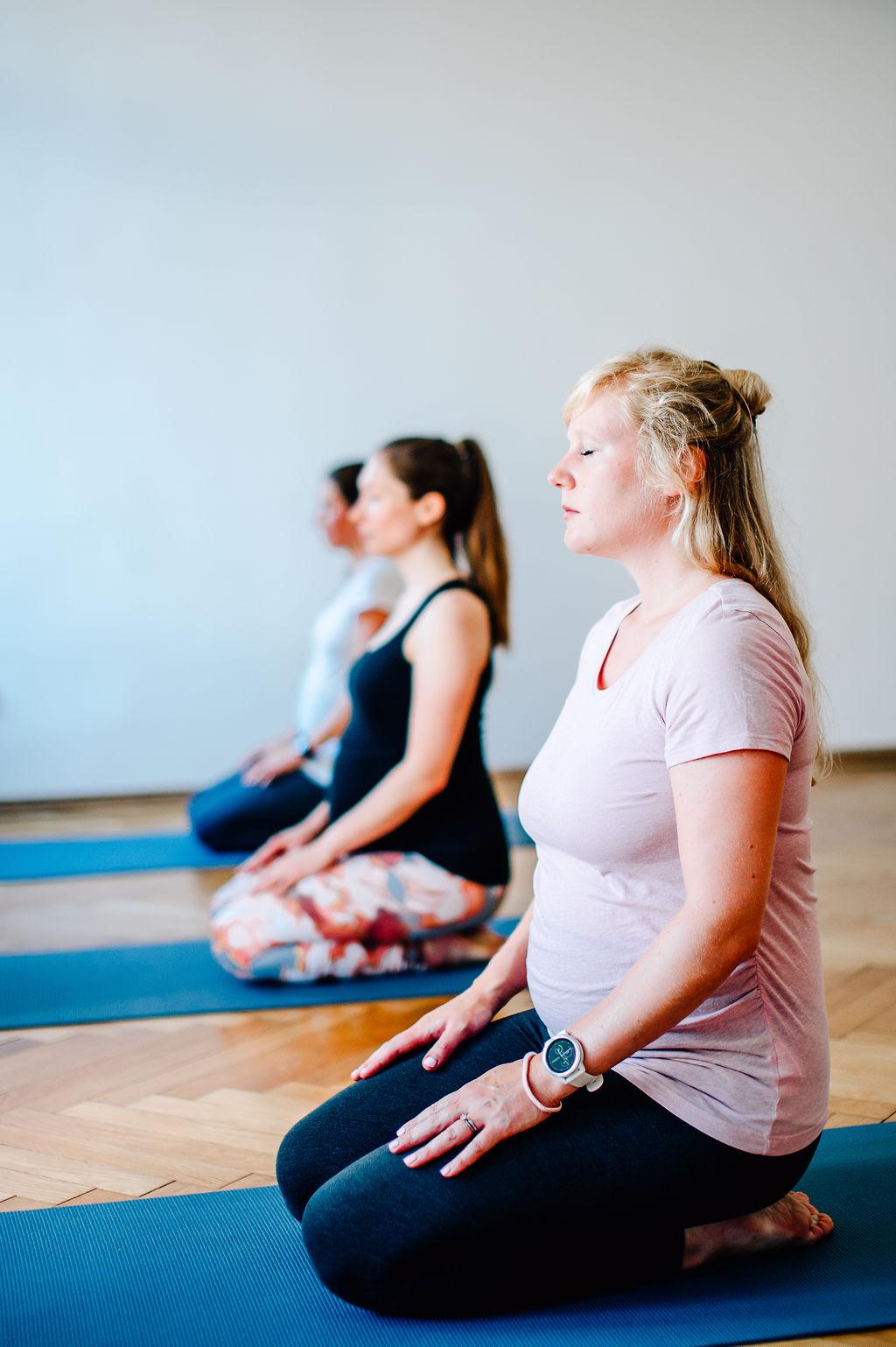 Pregnancy Yoga Heidelberg