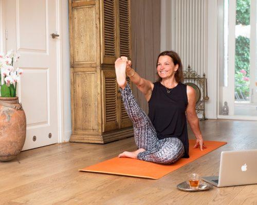 Online Hatha Yoga Class - Yoga Shala Heidelberg
