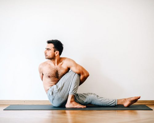 Ashtanga Yoga Heidelberg - Manoj Gahlawat