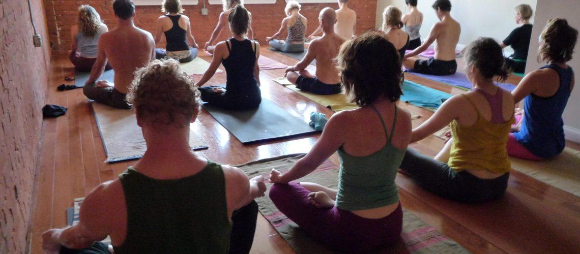 Yoga Therapy Pranayama Heidelberg
